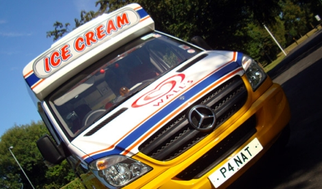 Ice Cream Van Hire School Fetes and Festivals UK